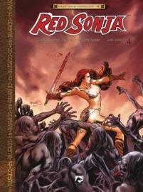 Red Sonja 4, Zielloos  UITVERKOCHT