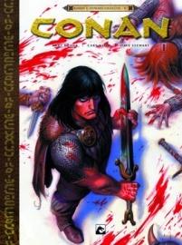 Conan 1, De dochter van de ijsreus