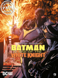 Batman, Curse of the White Knight COMPLEET Collector Pack VERWACHT NOVEMBER