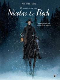 Nicolas le Floch 1, Het mysterie van het lijk in de sneeuw