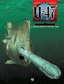 U-47 deel 5. Voor de poorten van New York HC UITVERKOCHT