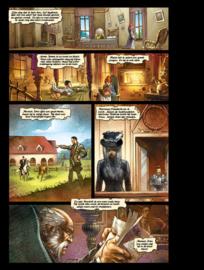 Wolverine Origin 1