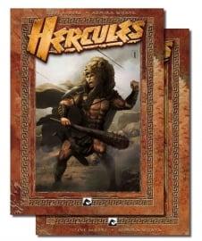 Hercules, De Thracische oorlogen 1&2 COMPLEET