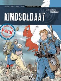 Kindsoldaat SC Collector Pack COMPLEET