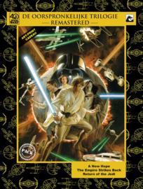 Star Wars Filmboek, originele trilogie Collector's Pack SC