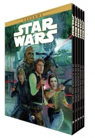 Star Wars Legends verzamelcassette 1-5 VOL