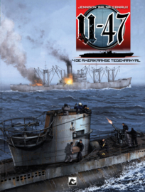 U-47 deel 4. De Amerikaanse tegenaanval HC UITVERKOCHT