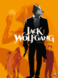Jack Wolfgang Collector Pack Compleet