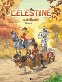 Celestine en de paarden, Bliksemsnel