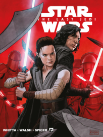 Star Wars Filmboek, Episode VIII - The Last Jedi SC