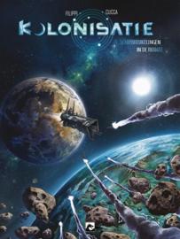 Kolonisatie 1, Schipbreukelingen in de ruimte