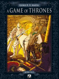 A Game of Thrones boek 7-9 Collector's Pack
