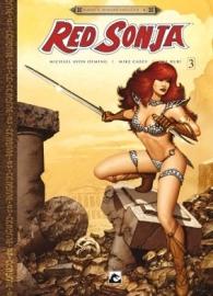 Red Sonja 3, Toren van bloed