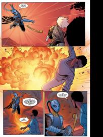 Black Panther 4 (van 4)  Volk in opstand