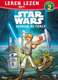 Leren lezen met Star Wars, niveau 2, Gebruik de Force