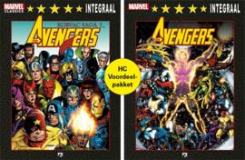 Avengers, Korvac Saga 1+2 voordeelpakket + ART PRINT