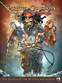 Pirates of the Caribbean, The curse of the Black Pearl, Graphic Novel