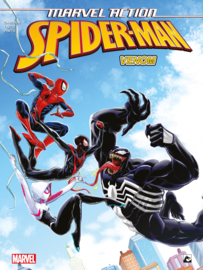 Marvel Action Spider-Man, Venom