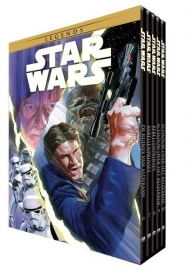 Star Wars Legends verzamelcassette 6-10 VOL