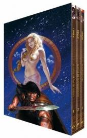 Verzamelcassette Conan 1 LEEG