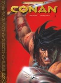 Conan 3, Afscheidsdag