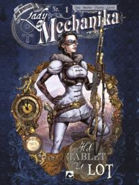 Lady Mechanika, Het tablet van het lot 1 (van 3)