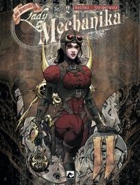Lady Mechanika, Het mysterie van het mechanische lijk 2 (van 3)