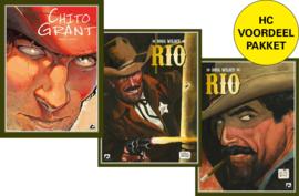Chito Grant + Rio VOORDEELPAKKET