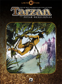 Petar Meseldžija Collector Pack Tarzan + Magic graphite
