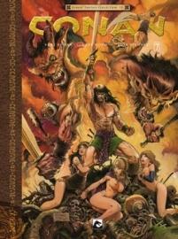 Conan 7, De stad der Dieven