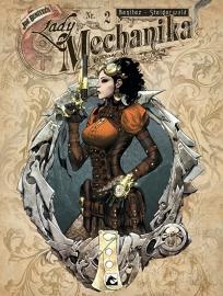 Lady Mechanika, Het mysterie van het mechanische lijk 1 (van 3)