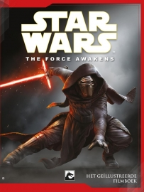 Star Wars, Episode VII The Force Awakens het geillustreerde filmboek