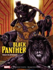 Black Panther 2, Volk in opstand VERWACHT APRIL