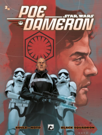 Star Wars Poe Dameron  Black Squadron 2 van 2