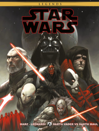 Star Wars Legends,  Darth Vader vs. Darth Maul