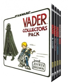 Star Wars, Jeffrey Brown Collector's Pack 1-4