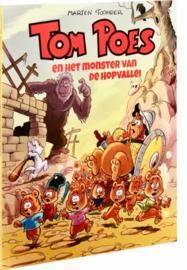 Tom Poes en het monster van de Hopvallei 3 HC
