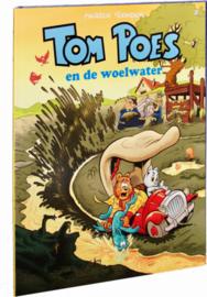 Tom Poes en de Woelwater 2 HC