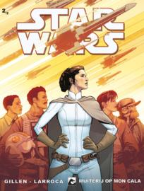 Star Wars 20,  Muiterij op Mon Cala 2 van 2