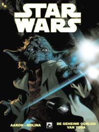 Star Wars 11, De geheime oorlog van Yoda 1 UITVERKOCHT