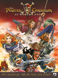 Pirates of the Caribbean, At world's end, Graphic Novel