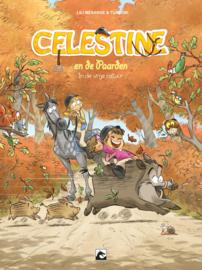 Celestine en de paarden 8, in de vrije natuur!