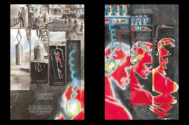 Marvels Collector's Pack Conventie editie gesigneerd door Kurt Busiek