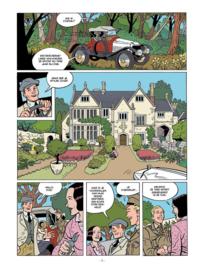 Agatha Christie: De zaak Styles HC
