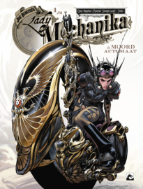 Lady Mechanika, La belle dame sans merci - Moordautomaat Collector Pack