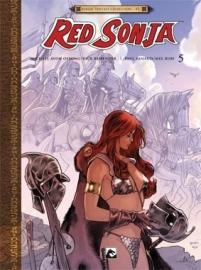 Red Sonja 5, De wraak van Karena UITVERKOCHT