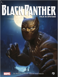 Black Panther 3 (van 4)  Volk in opstand