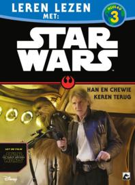 Leren lezen met Star Wars, niveau 3, Han & Chewie keren terug