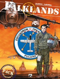 Falklands HC Collector Pack COMPLEET