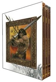 Verzamelcassette Conan 3 LEEG